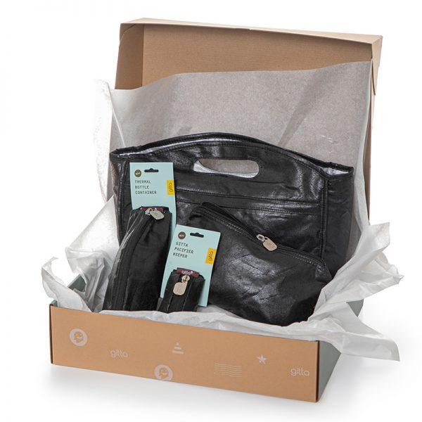 Maxi vegan leather 600x600 - מארז פאשניסטה