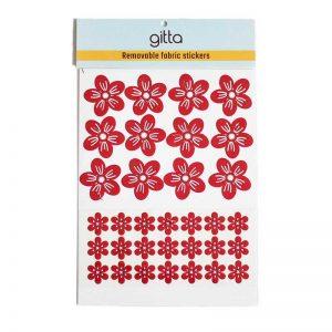 5445614 1 300x300 - מדבקות בד פרחים אדומים