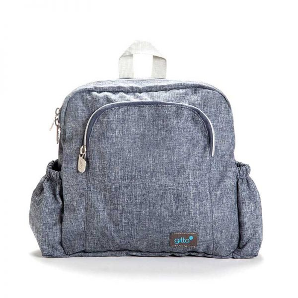 72900164932141 resized 600x600 - תיק גן mini Ideal ג'ינס כחול