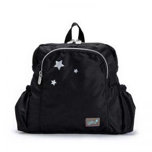 7290111690709 4 300x300 - תיק גן mini Ideal שחור 3 כוכבים **מכירה מוקדמת - משלוח Boxit חינם**