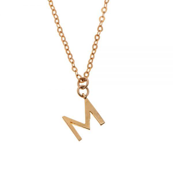7290111691782 600x600 - gitta Bijoux שרשרת אות זהב