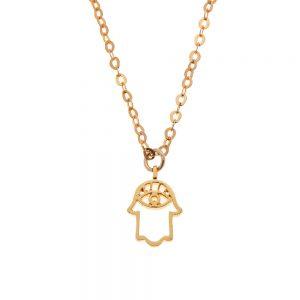 7290111691799 300x300 - gitta Bijoux שרשרת חמסה זהב