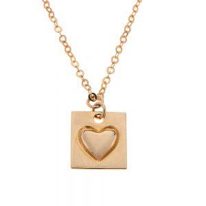 7290111691829 1 300x300 - gitta Bijoux שרשרת לב זהב