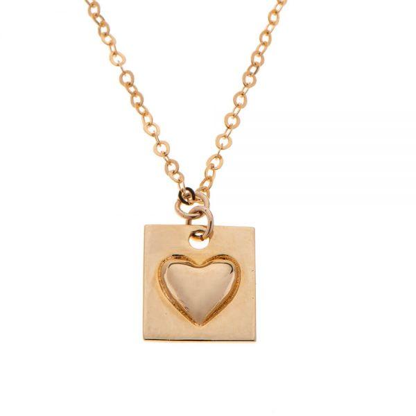 7290111691829 1 600x600 - gitta Bijoux שרשרת לב זהב