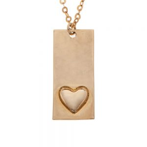 7290111691829 300x300 - gitta Bijoux שרשרת לב זהב ארוך