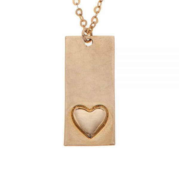 7290111691829 600x600 - gitta Bijoux שרשרת לב זהב ארוך