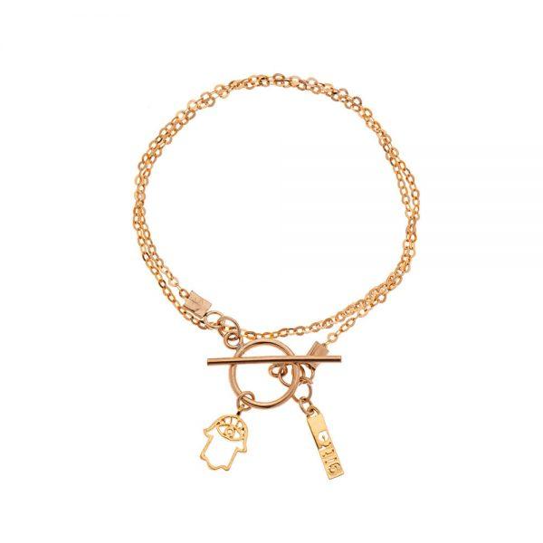 7290111691973 600x600 - gitta Bijoux צמיד חמסה זהב