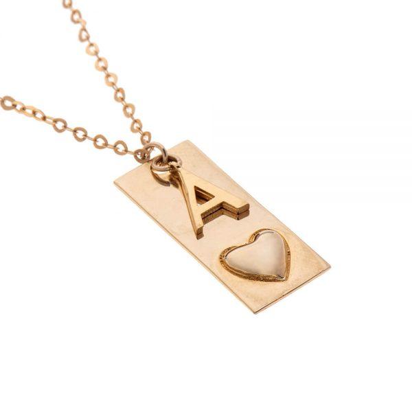 double gold1 600x600 - gitta Bijoux צ'ארם זהב תוספת לשרשרת או צמיד