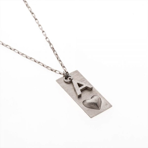 double silver 600x600 - gitta Bijoux צ'ארם כסף תוספת לשרשרת או צמיד