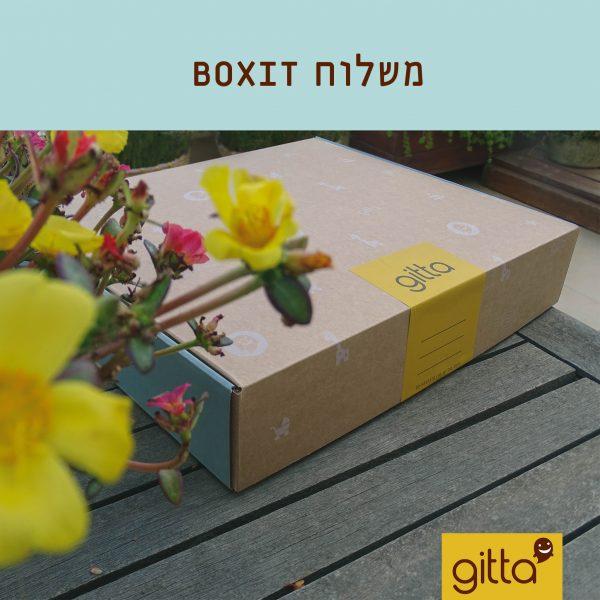 boxit 600x600 - משלוח Boxit