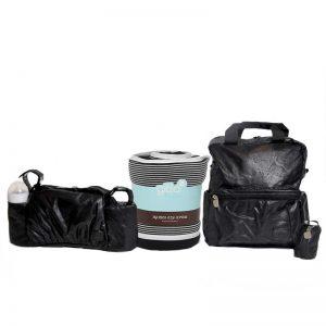 vegan leather bundle 2 300x300 - מארז מפנק בשחור ולבן
