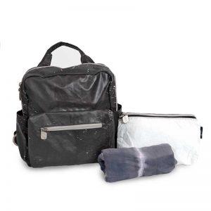 bundle eco tyvek charcoal swaddle bundle021 300x300 - תיק ממוחזר gitta Eco, נרתיק אישי tyvek וחיתול במבוק ענק לעיטוף