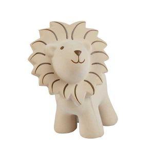 rubber lion 1 1 300x300 - צעצוע אריה מגומי