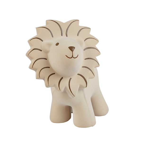 rubber lion 1 1 - צעצוע אריה מגומי