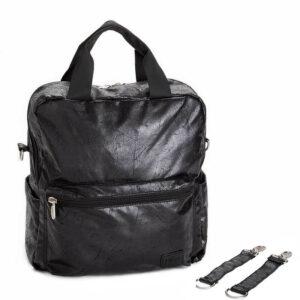 7290111690990 Black zipper 1 300x300 - gitta Basic vegan black leather