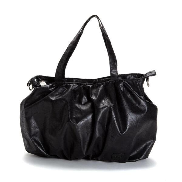 7290111691171 2 lo res 1 600x600 - gitta Trendy vegan black leather