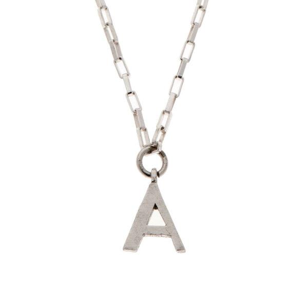 7290111691843 600x600 - gitta bijoux silver letter necklace