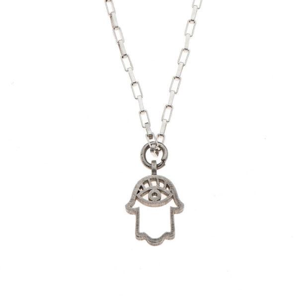 7290111691850 600x600 - gitta bijoux silver Hamsa necklace