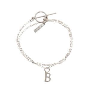 7290111692000 300x300 - gitta bijoux silver letter bracelet