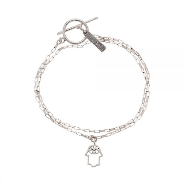 7290111692017 600x600 - gitta bijoux silver Hamsa bracelet