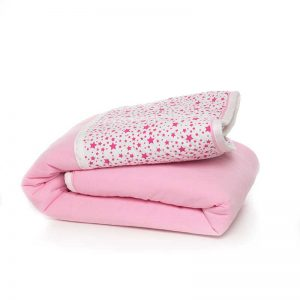7290014074941 300x300 - gitta Large Duvet pink stars