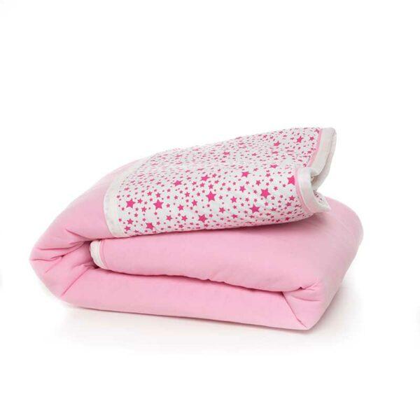 7290014074941 600x600 - gitta Large Duvet pink stars
