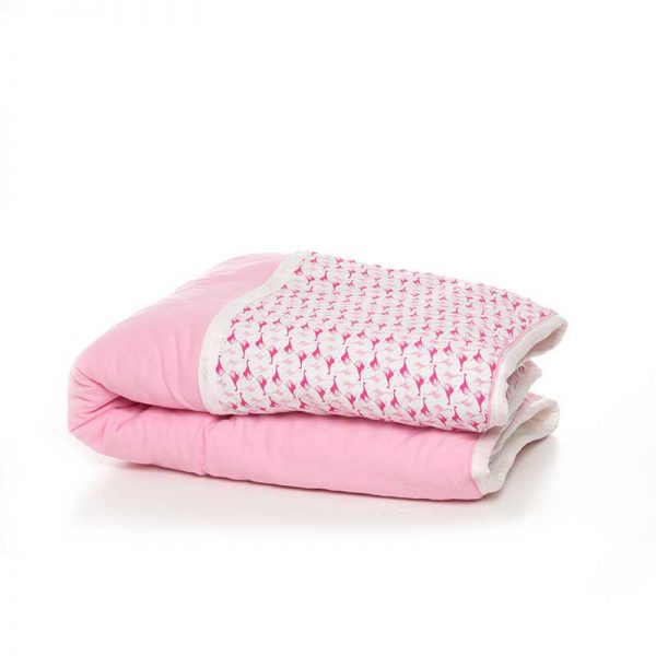 7290111690327 600x600 - gitta Small Duvet pink giraffes