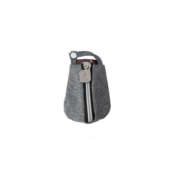 7290111691454 600x600 - gitta Pacifier Case gray denim