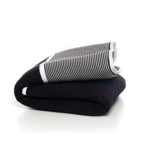 7290111692482 300x300 - gitta Large Duvet black stripes