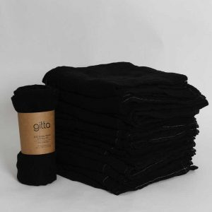 7290111692680 1 optimized 300x300 - Tie dye bamboo swaddle wrap black